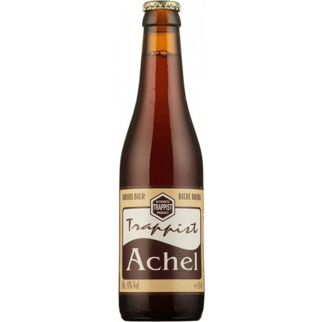 Пиво Achel Bruin Тёмное фильтрованное алк. 8%, 0.33 л