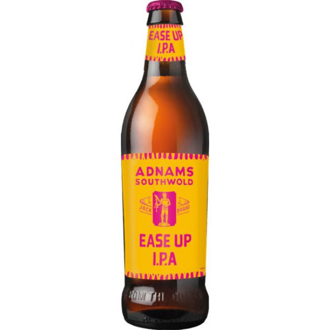 Пиво Adnams Jack Brand Ease Up IPA Светлое алк. 4,6%, 0.5 л