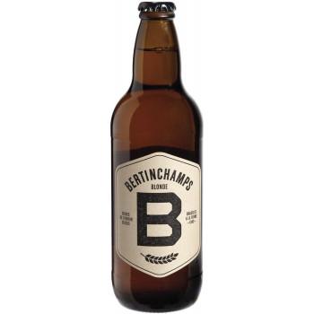 Пиво Bertinchamps Blonde Светлое фильтрованное алк. 6,2%, 0.5 л