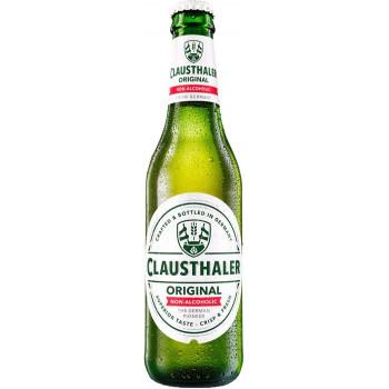 Пиво Clausthaler Classic Non-Alcoholic Безалкогольное, 0.33 л