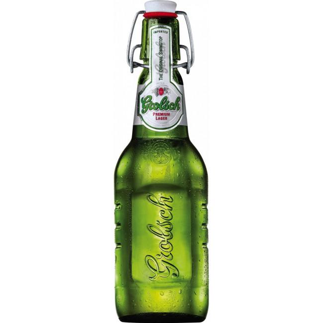 Пиво Grolsch Premium Lager Светлое фильтрованное 5%, 0.45 л