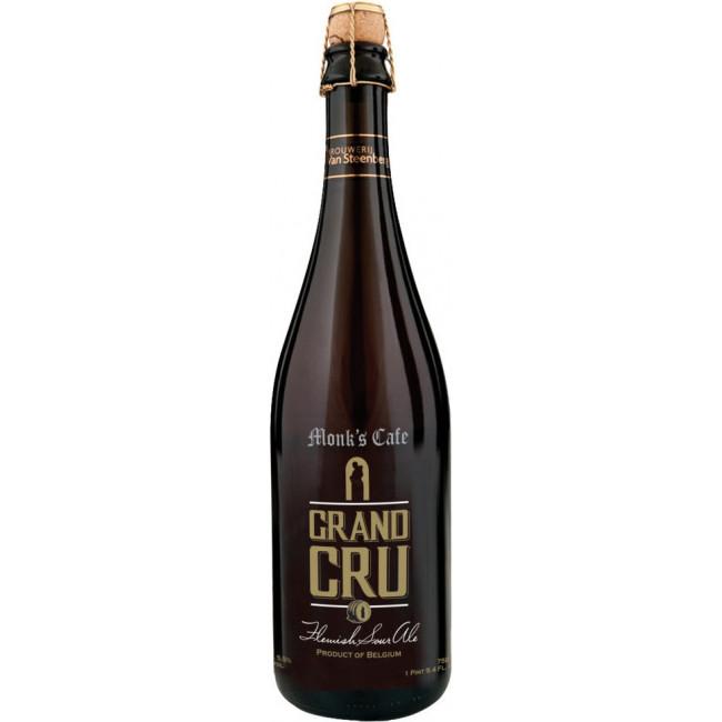 Пиво Monk's Cafe Grand Cru Тёмное фильтрованное алк. 5,5%, 0.75 л
