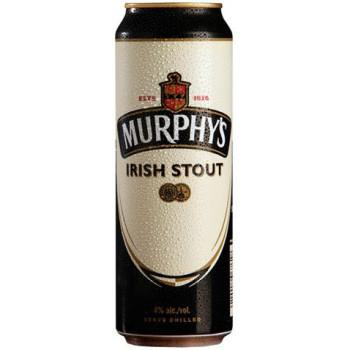 """Пиво """"Murphy's"""" Irish Stout Ирландский стаут, тёмное, 0.5 л"""