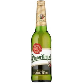 Пиво Pilsner Urquell Светлое фильтрованное 4,4%, 0.5 л