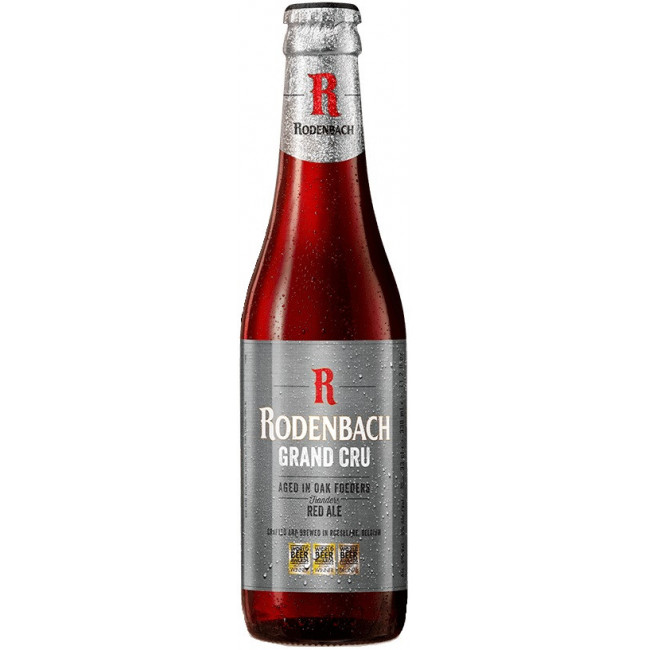 Пиво Rodenbach Grand Cru Тёмное фильтрованное 6%, 0.33 л