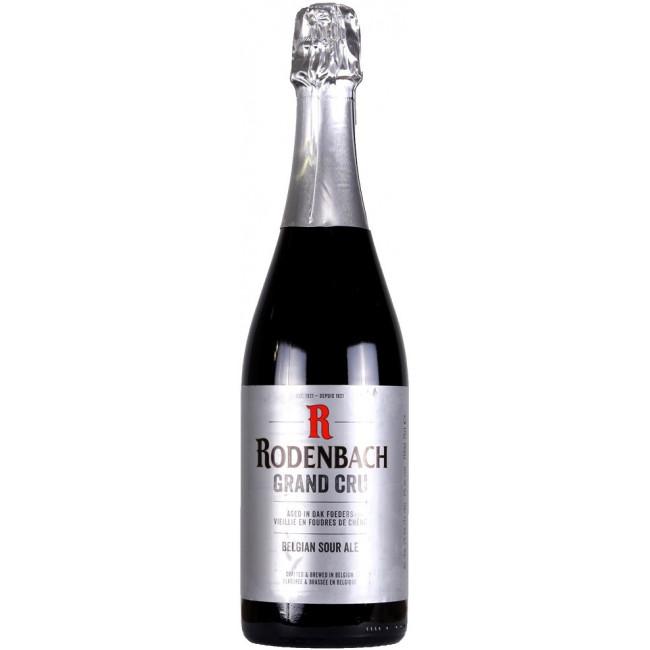 Пиво Rodenbach Grand Cru Тёмное фильтрованное 6%, 0.75 л