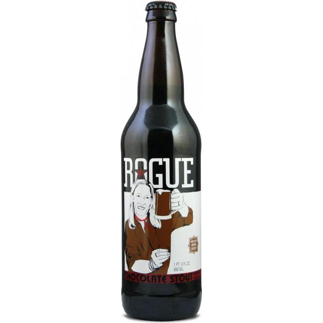 Пиво Rogue Chocolate Stout Тёмное алк. 6%, 0.65 л