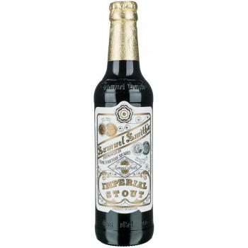 Пиво Samuel Smith's Imperial Stout Тёмное фильтрованное 7%, 355 мл