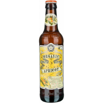 Пиво Samuel Smith's Organic Apricot Светлое фруктовое алк. 5,1%, 355 мл