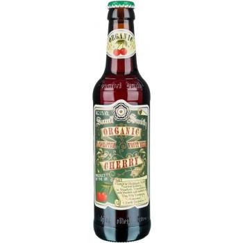 """Пиво """"Samuel Smith's"""" Organic Cherry со вкусом и ароматом вишни, 355 мл"""