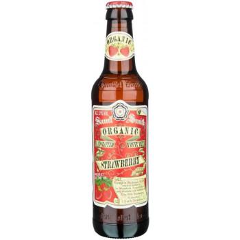 "Пиво ""Samuel Smith's"" Organic Strawberry со вкусом и ароматом клубники, 355 мл"