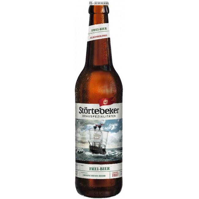Пиво Stortebeker Frei-Bier Безалкогольное, 0.5 л