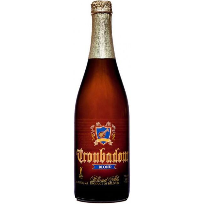 Пиво The Musketeers Troubadour Blond Светлое крафтовое алк. 6,5%, 0.75 л