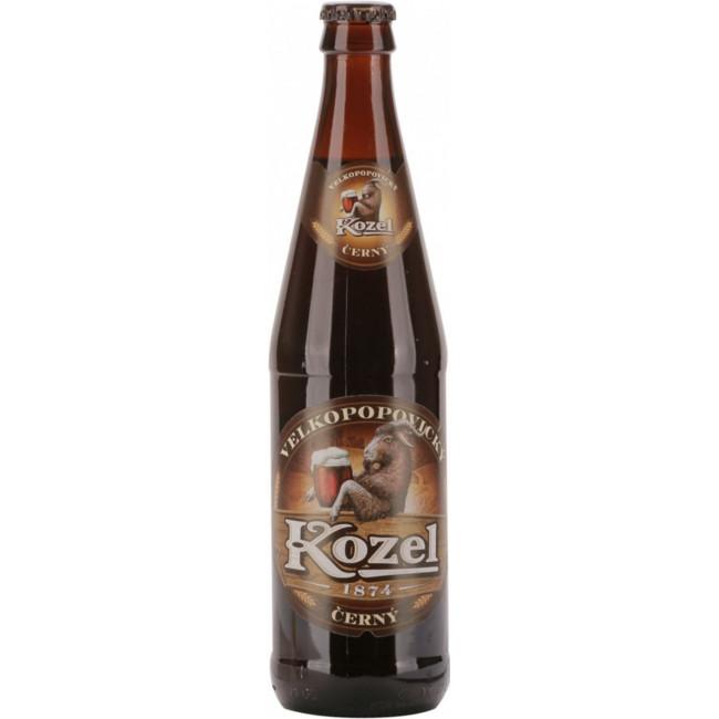 Пиво Велкопоповицкий Козел Темное фильтрованное 3,8%, 0.5 л