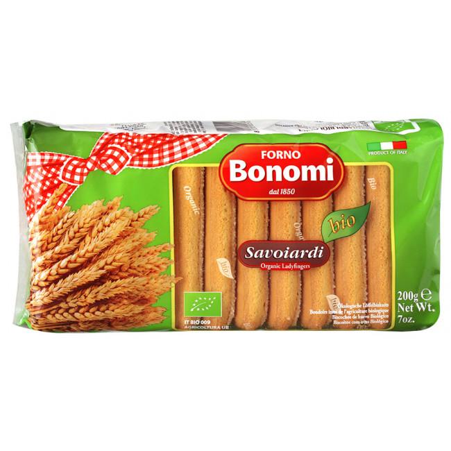 Печенье Forno Bonomi  Савоярди BIO