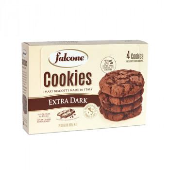Печенье Falcone Cookies с темным шоколадом