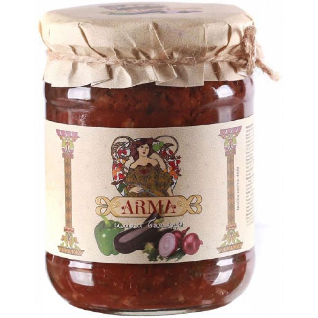 Имам Баялды (соте из печеных овощей) ARMA 485 г.