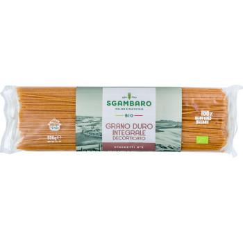 Спагетти BIO №5 , Sgambaro, 500 г
