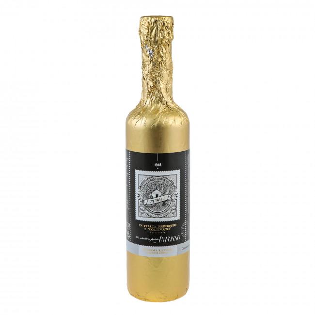 """Масло оливковое нерафинированное """"Тумаи"""" (золото), Anfosso 250 мл."""