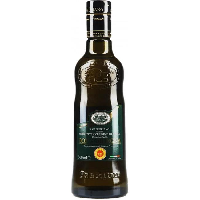 Масло оливковое DOP SARDINIA Extra Vergine, San Giuliano 0,5 л.
