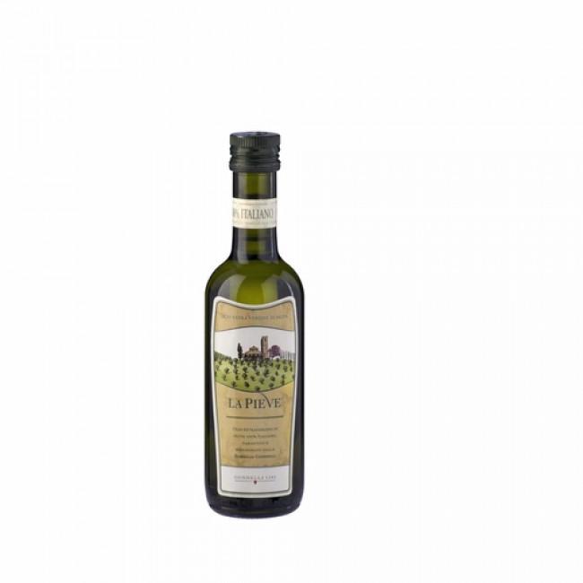 """Масло оливковое нерафинированное """"La Pieve"""", Gonnelli 375 мл."""