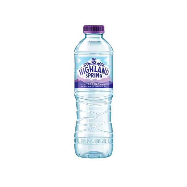 Вода минеральная Хайленд, 0,5л