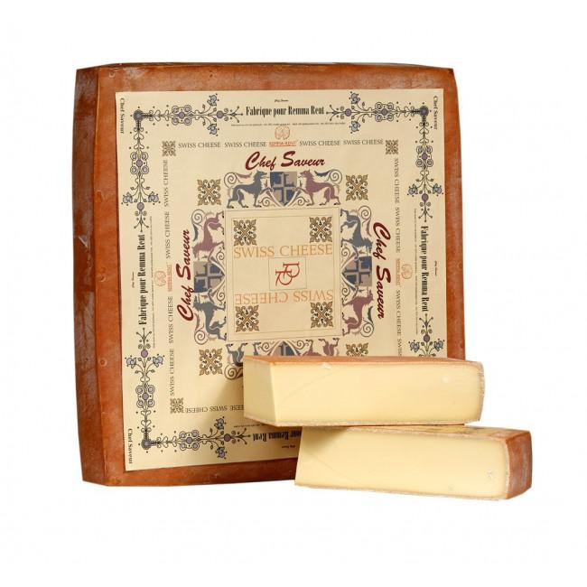 Сыр Шеф Савье твёрдый 20% жирности, Margot Fromages,  Швейцария, 100г