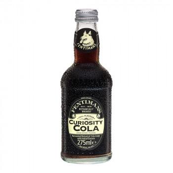 Лимонад Fentimans Curiosity Cola Любопытная кола, 275 гр