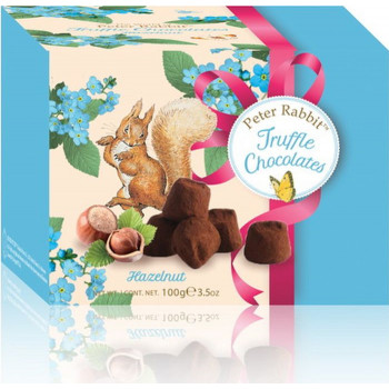 Французские трюфели Peter Rabbit с дробленым фундуком, 150г.