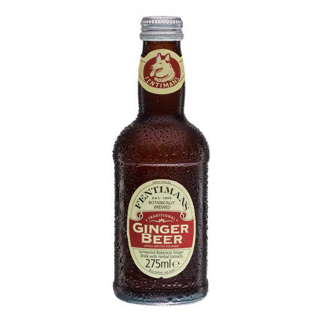 Лимонад Fentimans Traditional Ginger Beer Имбирный, 0,275 л