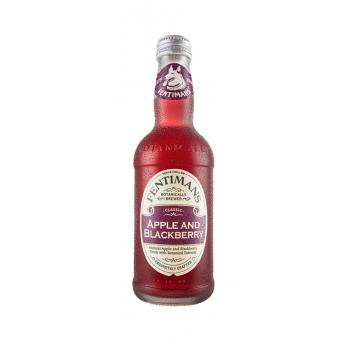 Газированный напиток Fentimans Яблоко-ежевика, 0,275 л