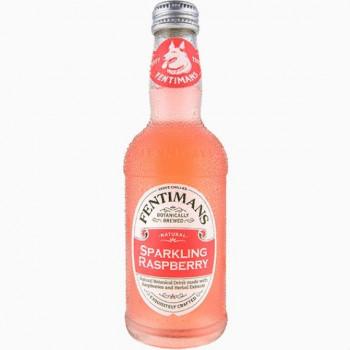 Газированный напиток Fentimans Sparkling Raspberry Игристая малина, 0,275 л