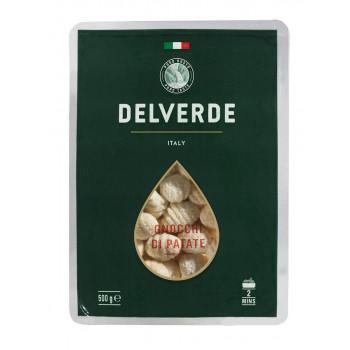 Картофельные клецки Delverde № 370 Ньокки ди патате, 500 гр