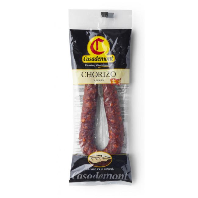 Колбаса Casademont Чоризо сыровяленая, 200 гр