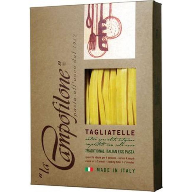 Макаронные изделия Marcuzzi di Campofilone Фетуччине, 250 гр