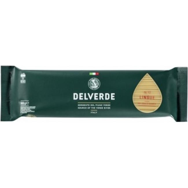 Макароны Delverde № 012 Лингуэ, 500 гр
