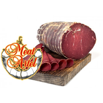 "Говяжья вырезка Meat Artel ""Брезаола"" сыровяленая, 100 гр"