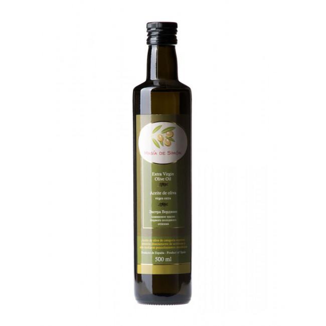 Оливковое масло Masia de simon Экстра Вирджин, 500 мл.
