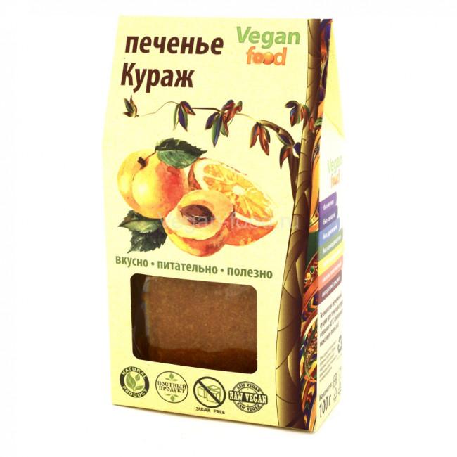 """Печенье Vegan food """"Кураж"""", 100 гр"""