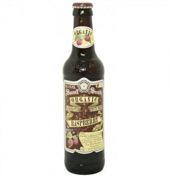Пивной напиток Samuel Smith's Organic Rapsberry алк. 5,1%, 0,355 л