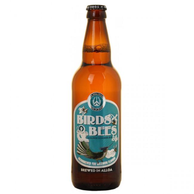 Пиво Williams Birds & Beesе Шотландский эль алк. 4,3%, 0,5 л