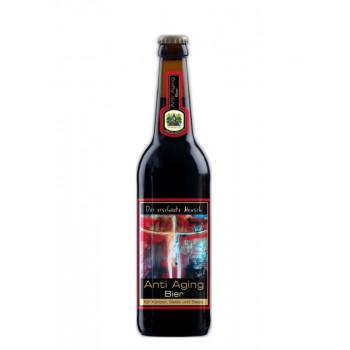 Пиво Kloster-Brau Anti Aging Bier Омолаживающее тёмное алк. 4,8%, 0,5 л
