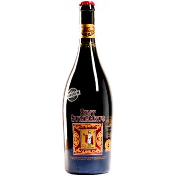Пиво Sint Gummarus Dubbel тёмное фильтрованное алк. 7,1%, 0,75 л