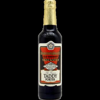 Пиво Samuel Smiths Taddy Porter Тёмное фильтрованное алк. 5%, 0,355 л