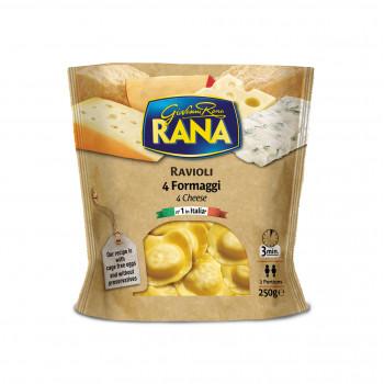 Равиоли Rana 4 сыра, 250 гр