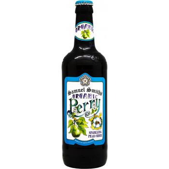 Сидр Samuel Smith's Organic Perry Грушевый полусладкий алк. 5%, 0,55 л
