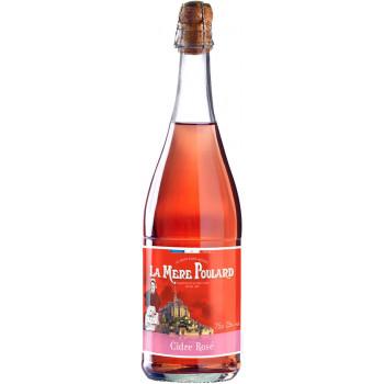 Сидр яблочный La Mere Poulard Rose алк. 2,5%, 0.75 л