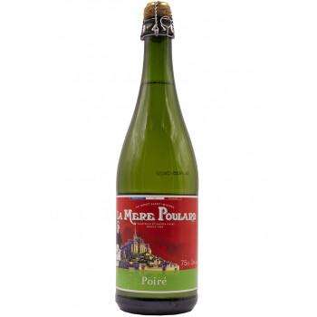 Сидр Poire La Mere Poulard грушевый алк. 3%, 0,75 л