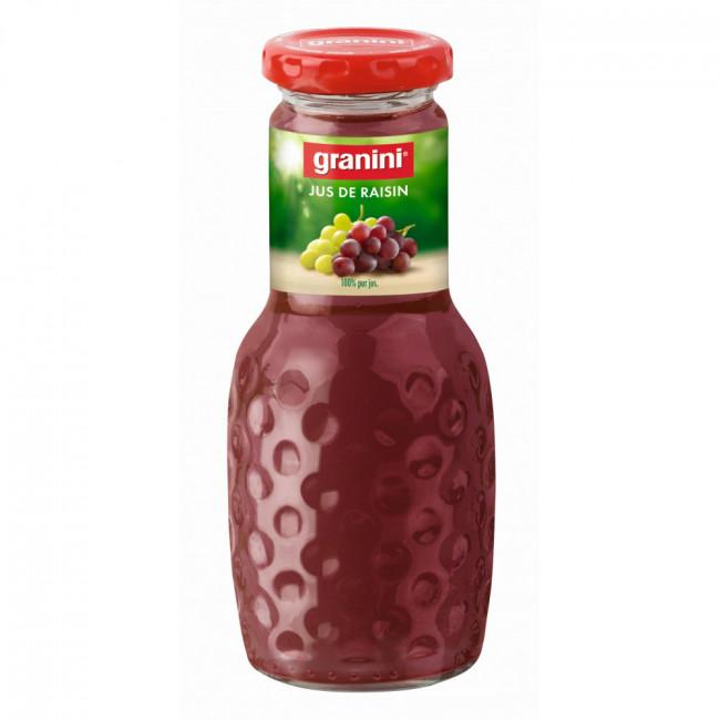 Сок Granini виноградный, 250 гр.