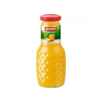 Сок Granini  апельсиновый с мякотью, 0,25 л